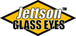 Jettson Glass Eyes